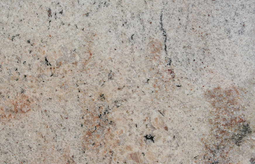 Ivory Fantasy Granite, Rudi's Choice, South Coast Granite, Granite Slab