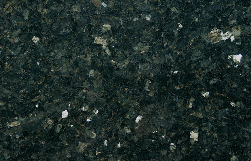 Emerald Pearl, Rudi's Choice, South Coast Granite, Granite Slab
